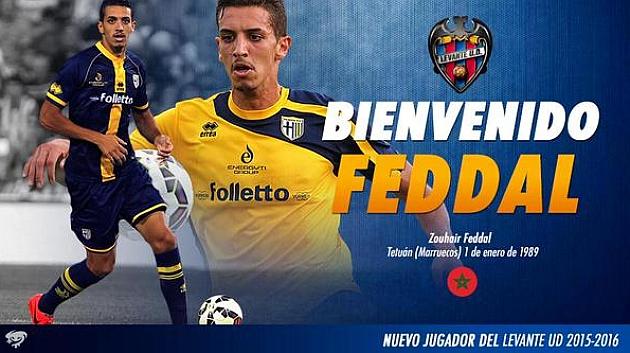 Feddal vuelve a España para jugar en el Levante