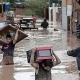 La ciudad de Alexis S�nchez, devastada por un temporal