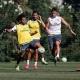 Coentrao y Varane siguen trabajando al margen