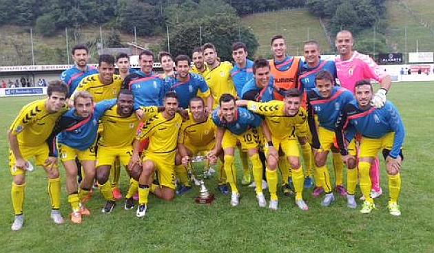 El Oviedo confirma las buenas sensaciones ante la Ponferradina