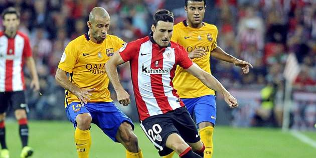 Mascherano: Don't rule us out