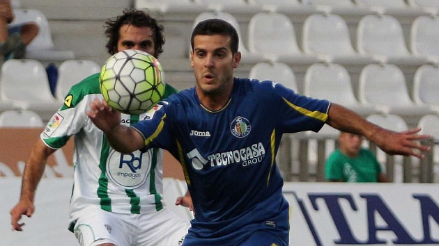 El Getafe aprovechó la debilidad defensiva del Córdoba