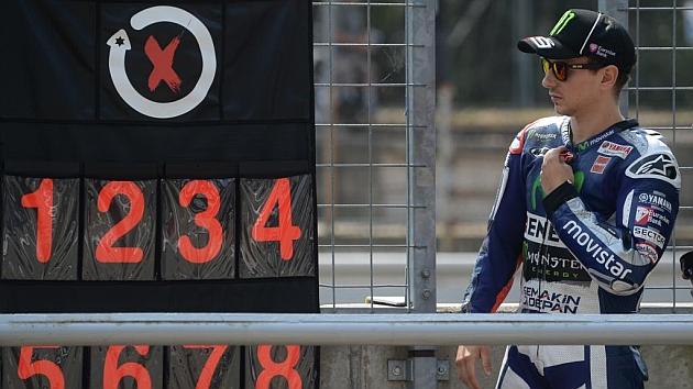 Lorenzo: No ha sido una vuelta perfecta, Márquez casi me quita la pole