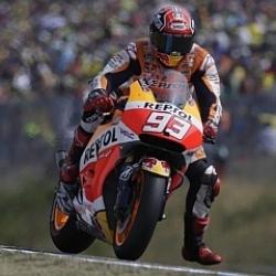 Márquez: El objetivo era ganar a Rossi y lo he conseguido