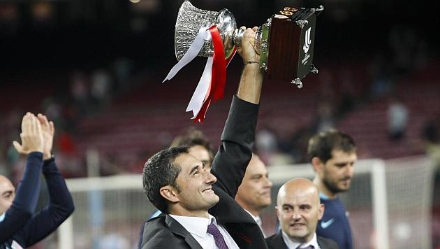 Valverde: I'm incredibly happy