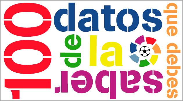Liga BBVA - Primera División  100 datos de la Liga que deberías ... 6f3f0f8a882b0