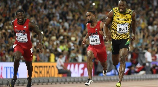 Bolt bounces back in Beijing