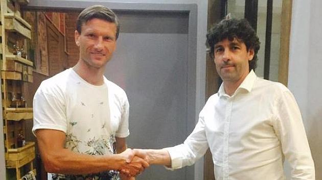 El Córdoba ficha al veterano lateral lituano Stankevicius