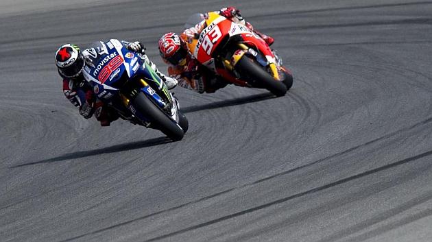 Lorenzo y Márquez auguran otra batalla