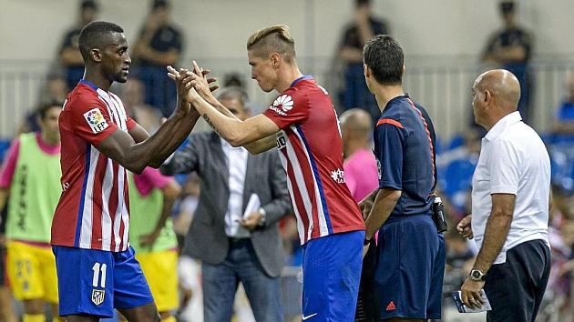 Torres sustituye a Jackson en el primer partido de Liga