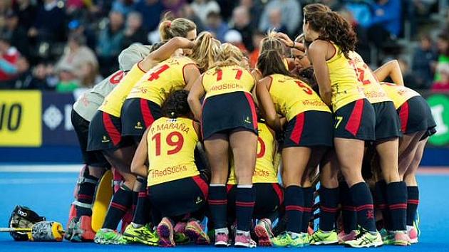 España se queda sin bronce en el Europeo femenino