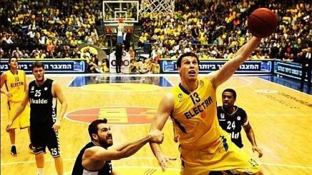Planinic, con el Maccabi Tel-Aviv