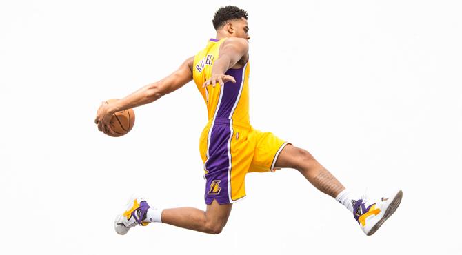 D'Angelo Russell: Muchos seguidores de los Lakers son unos malcriados
