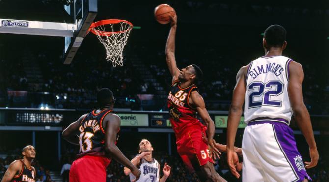 Los Hawks elevarán al cielo el 55 de Dikembe Mutombo