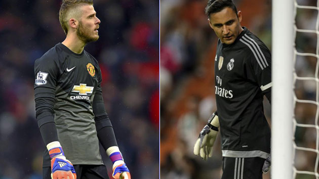 A tale of two keepers