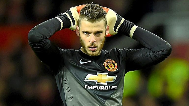 Real Madrid give up on De Gea