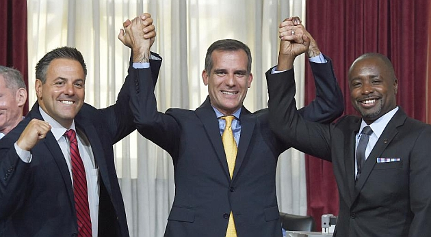 Los Ángeles, candidata para la sede de los Juegos Olímpicos 2024