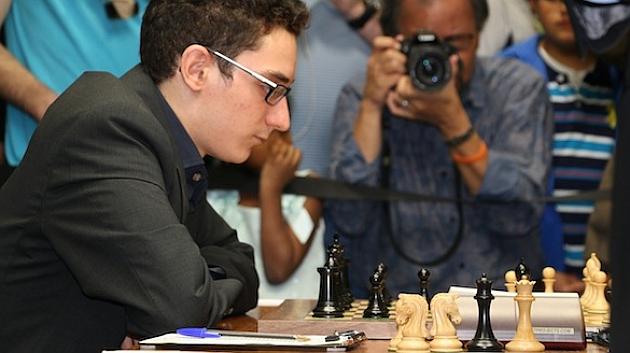 Aronian afronta con un punto de ventaja la última ronda