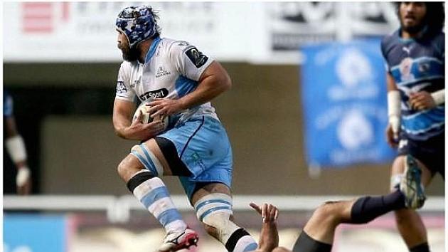 Josh Strauss novedad en la lista de Escocia para el mundial de rugby