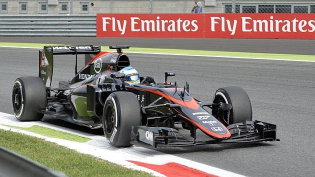Alonso: Hagamos lo que hagamos saldremos en la última línea