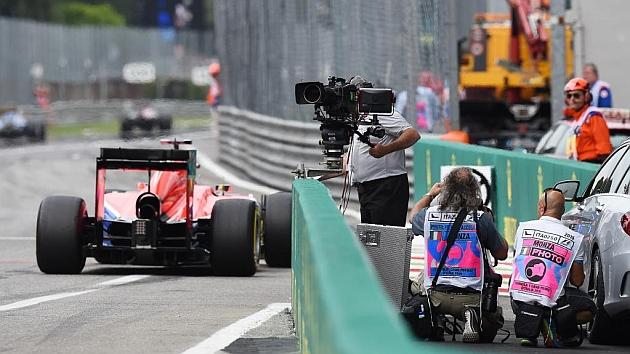 Merhi: Tengo margen de mejora respecto a McLaren