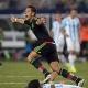"""Chicharito: """"Fue especial jugar contra Argentina"""""""