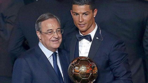 Florentino Pérez: A Real Madrid without Ronaldo is unthinkable