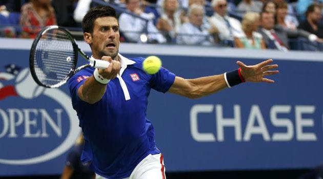 Un pasatiempo para Djokovic