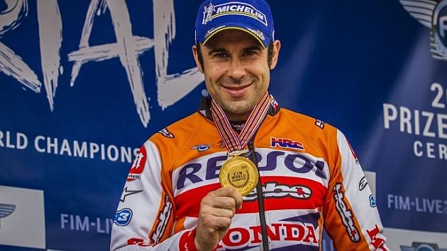 Raga completa el doblete en el Gran Premio de España