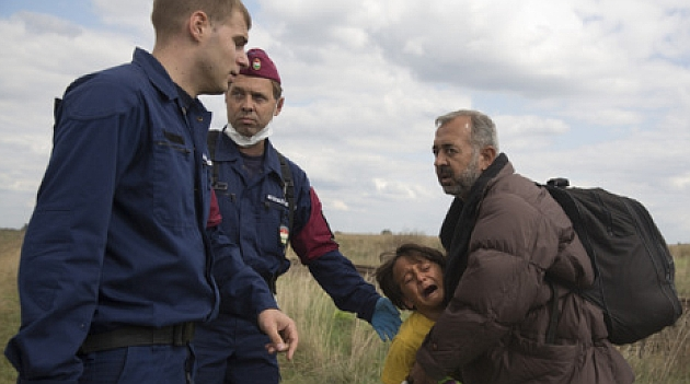 Tripped Syrian refugee close to coaching in Spain