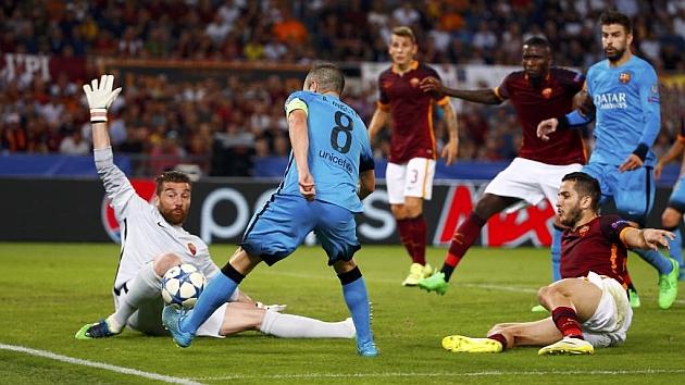 Continúa el caos televisivo tras el Roma-Barça