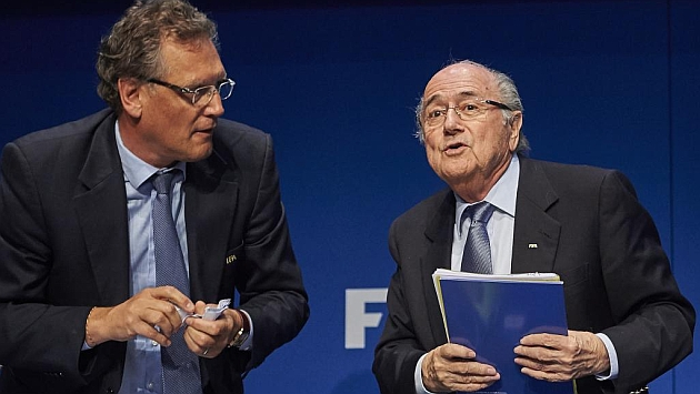UEFA denies involvement in Valcke suspension