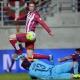 Torres emul� en Ipurua su gol de la Eurocopa ante Alemania