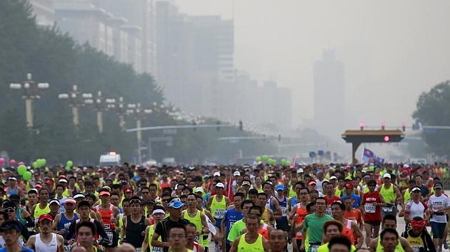 Maratón de Pekin