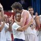 Scariolo iguala a D�az Miguel como t�cnico de Espa�a m�s laureado