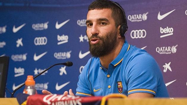 FIFA rebuff Barça's Arda request