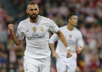 Athletic vs Real Madrid en directo