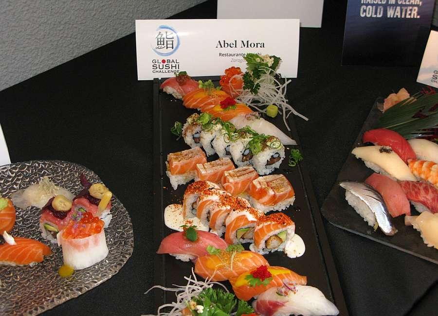 Yoshi yaone el mejor sushi maker de espa a - Restaurante tastem valencia ...