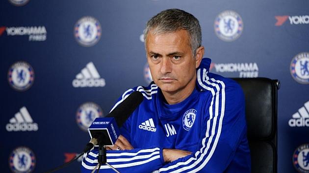 Mourinho: If I answer, I'll be suspended