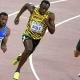 Porzingis escudri�a la mec�nica de Bolt para ser m�s r�pido corriendo