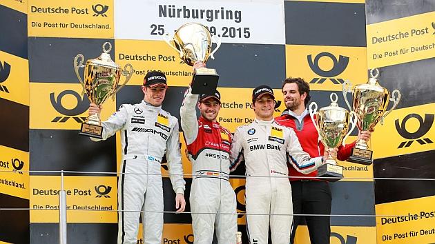 Miguel Molina logra la primera victoria de un español en el DTM