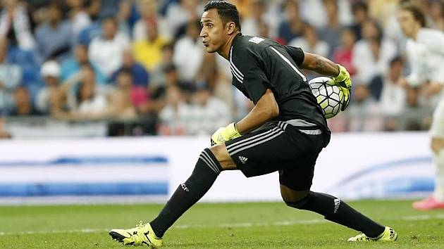 All due credit to Keylor