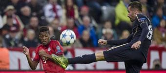 Bayern Múnich vs Dinamo Zagreb en directo