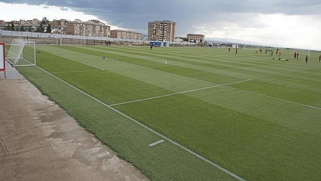 La nueva Ciudad Deportiva del Granada C.F ya está en marcha