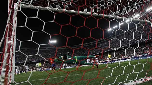 Keylor Navas the penalty blocker