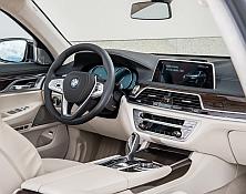Al volante del BMW Serie 7: la tecnología al poder