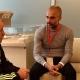 Del Bosque recibe a Guardiola en la Ciudad del F�tbol