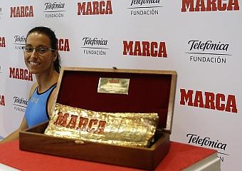 Teresa Perales, un MARCA Leyenda histórico