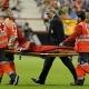 Morata sufre un fuerte traumatismo en el peron�