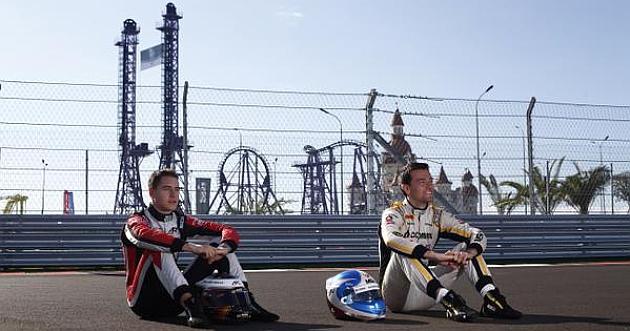 Vandoorne y Palmer, los últimos campeones de la GP2